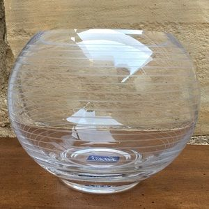 Mikasa Accents - Mikasa CHEERS Horizontal Rose Bowl Votive Holder